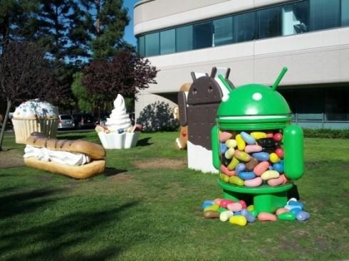 Наиболее распространенная модификация Андроид 2.3 Gingerbread