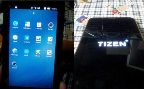 «Самсунг»  спроектировал телефон GT-i9500 с Tizen версии 2.0