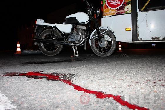 В Одессе в итоге ДТП велосипедист попал в реанимацию