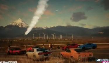 Последний трайлер Forza Horizon