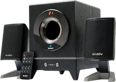 Sven продемонстрировала акустику 2.1 – MS-350BL
