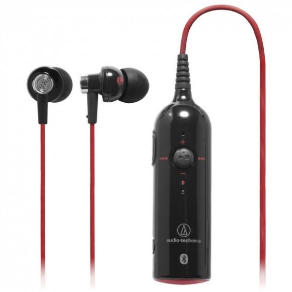 Audio-Technica продемонстрировала 2 свежие Bluetooth-гарнитуры