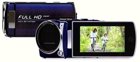 Pentacon продемонстрировала камеру PRAKTICA DVC 5.10 FHD