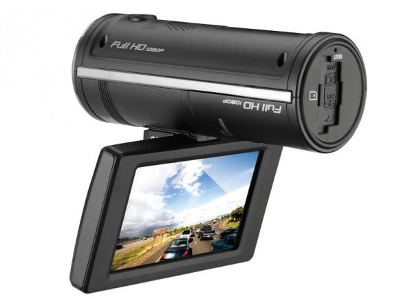 Видеорегистратор Genius DVR-FHD600 с видео Full HD 1080p