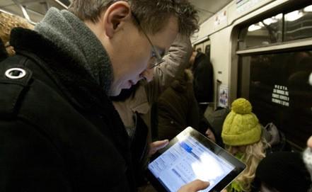 Wifi доступ будет на чертах столичного метро