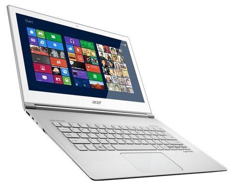 Acer продемонстрировала серию ультрабуков Aspire С7