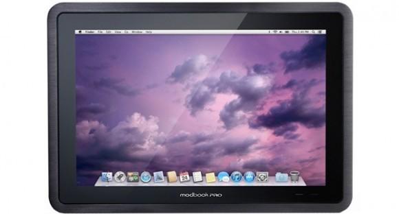 Доступен для заказа многопланшетный MacBook
