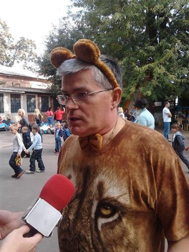 Одесский зоопарк наделил гостей животными