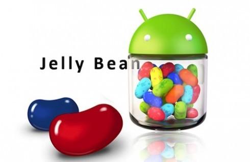Google начала распространение обновления Android 4.1.2.