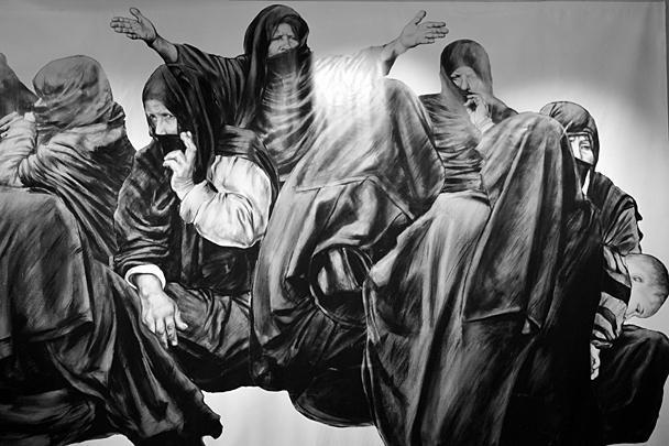 Православные попросили запретить демонстрацию Гельмана