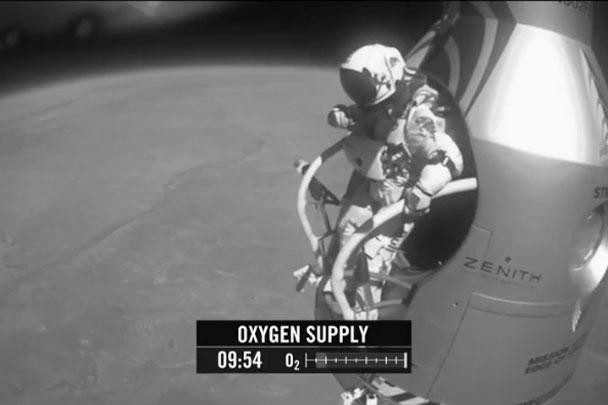 Одолевший скорость звука парашютист оставляет спорт