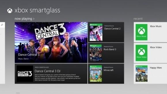 Xbox SmartGlass запустят на Виндоус 8 в субботу