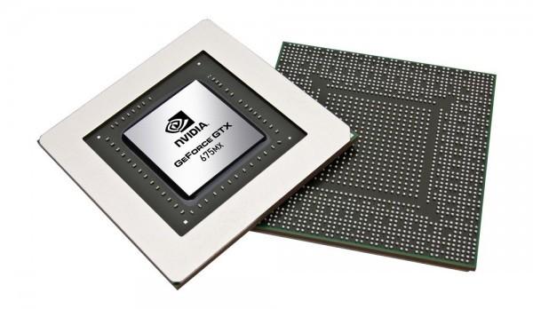 Nvidiа рекламирует карты памяти серии GeForce GTX 600MX