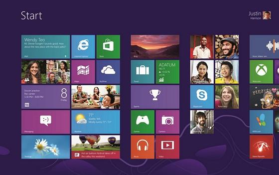 Windows 8 будет доступна в рознице в двух версиях
