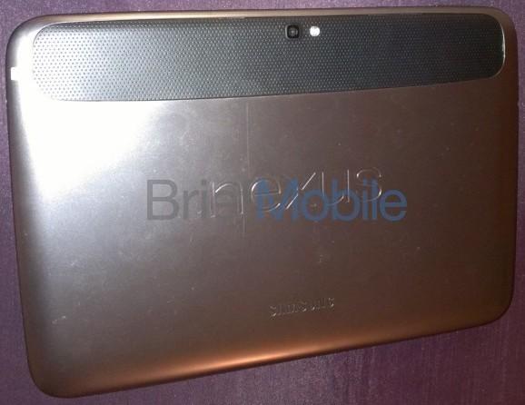 ПЕРВЫЕ ФОТО: Google Nexus 10 - характеристики планшетника