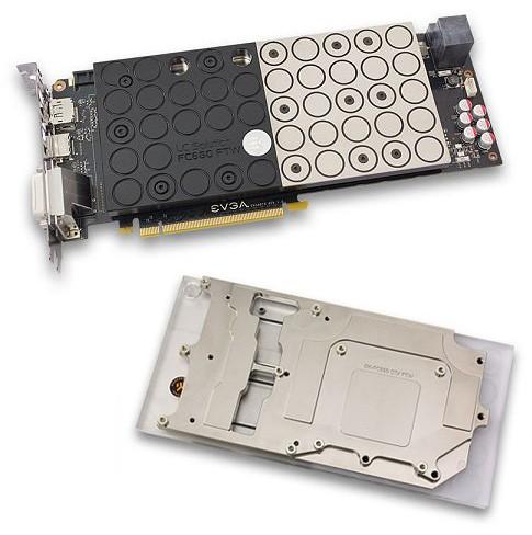 Самый лучший водоблок для GeForce GTX 680 FTW