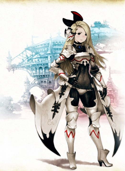 Анонсирована PC-версия Bravely Default: Praying Brage