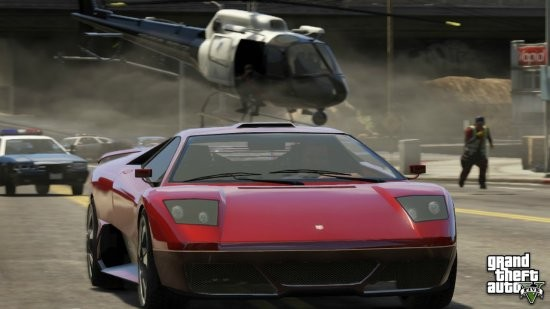 Декабрьский Game Informer откроет тайны GTA V