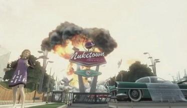 ВИДЕО: Взрыв в Call of Duty White Ops 2