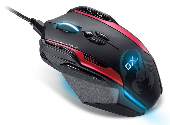 Genius Gila: новая игровая мышка для профи