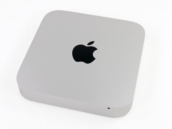 Свежий Mac мини открыли: Что прячется под яблочком