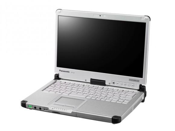Sony Toughbook C2: Неубиваемый трансформер