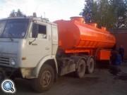 В Дагестане бензовоз упал в речку