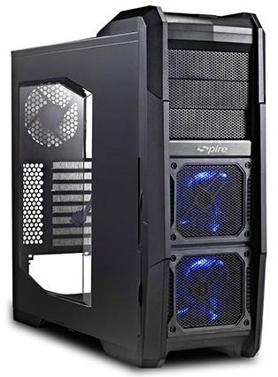 Свежий активный компьютерный каркас Spire X2.6011