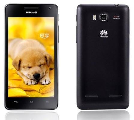 Huawei Honor 2 с четырёхъядерным микропроцессором