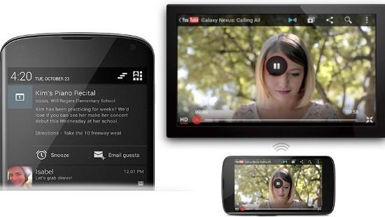 Google объявила OS Андроид 4.2 Jelly Bean