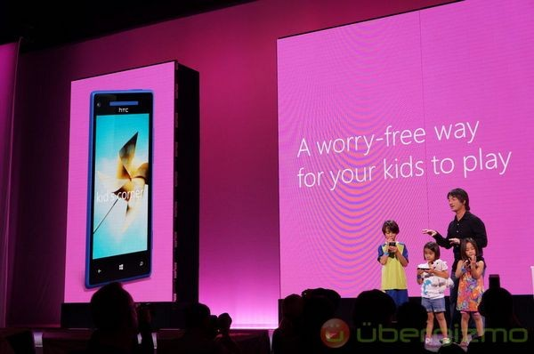 Виндоус Phone 8 будет работать лишь на свежих приборах