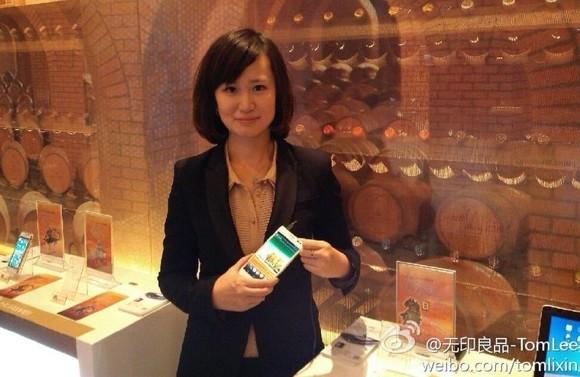 Huawei продолжает радовать нас любопытными продуктами