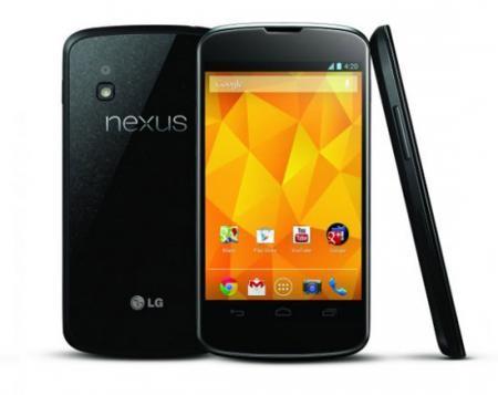 Nexus 4 вскоре будет в РФ