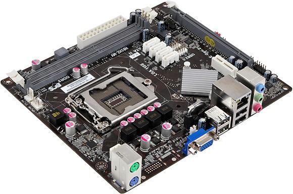 Оперативная память H61H2-MV стереотипа Micro-ATX
