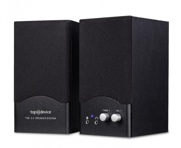 TopDevice продемонстрировала стереопары TDS-400 и TDS-510