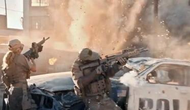 ВИДЕО: White Ops 2 в рекламе «ЭлДжи» Cinema 3D Тв
