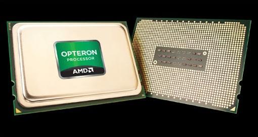AMD продемонстрировала микропроцессор AMD Opteron 6300