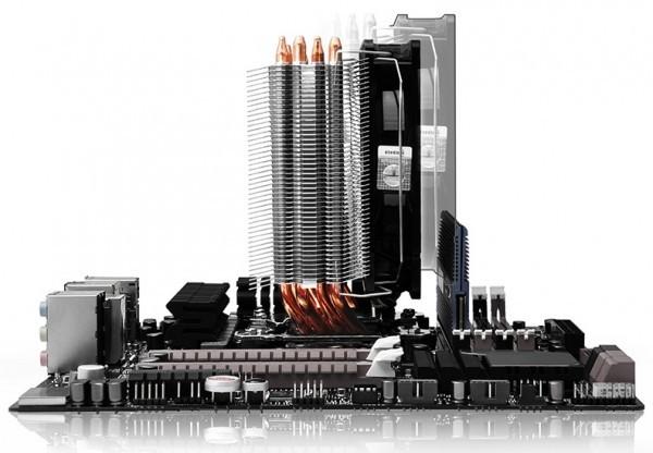 Thermalright пустила микропроцессорный вентилятор True Spirit 120М