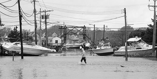 Метеорологи предостерегают о новом урагане в Соединенных Штатах