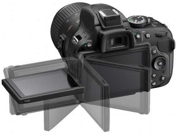 Воодушевляющая Nikon D5200