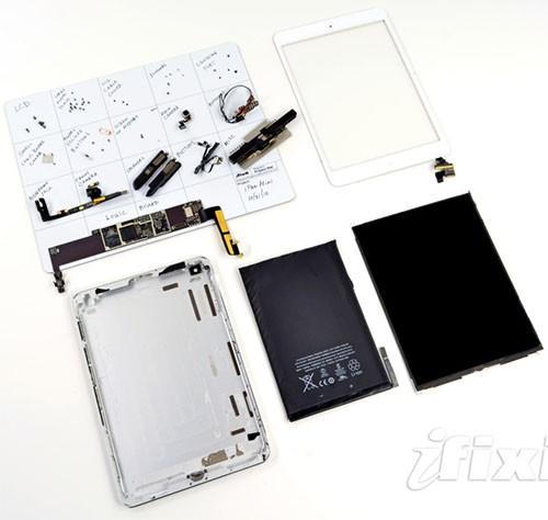 Энтузиасты принялись за изучение внутренностей  iPod мини
