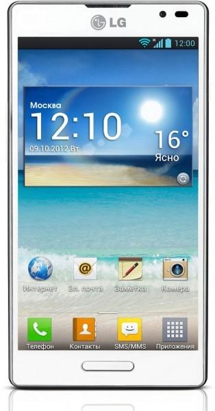«ЭлДжи» сообщила о начале продаж телефона L-серии Оптимус L9