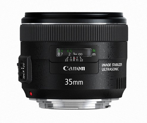 Canon представляет 2 свежих объектива EF