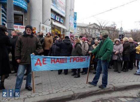Коммунальщики угрожают преобразовать Тернополь в свалку