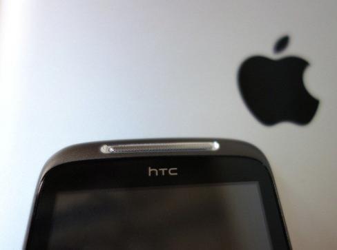 Эпл и HTC закончили лицензионное соглашение