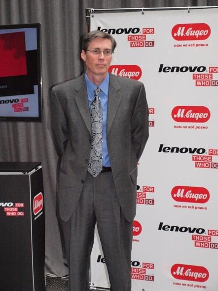 Lenovo начинает реализации телефонов в РФ