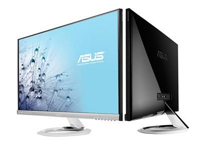 ASUS продемонстрировала экраны из рода Designo