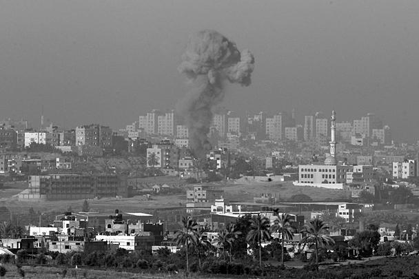 Премьер Египта поспешно оборвал визит в Сектор Газа