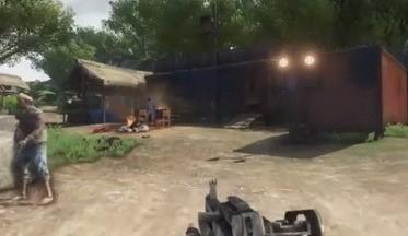 Создатели продемонстрировали свежий трайлер к Far Cry 3