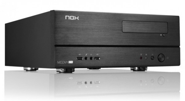 Каркас Nox Media HD готов поступить в отдельную реализацию